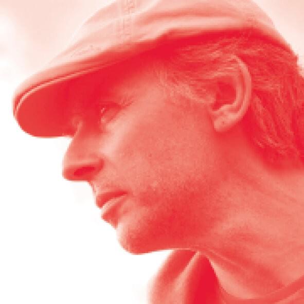 Portrait Jaco Parmentier